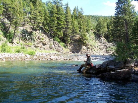 Alberta Flyfishing Adventures