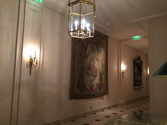 Le Bristol Paris: l'espace de réceptions