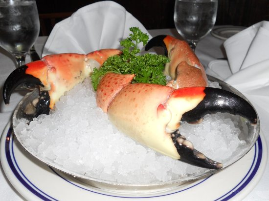 Roslyn, NY: Magnificent Florida Stone Crab Claws