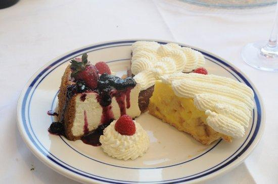 Roslyn, estado de Nueva York: A Trio of Delectable Desserts