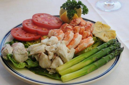 Roslyn, estado de Nueva York: Fresh Cold Seafood Platter