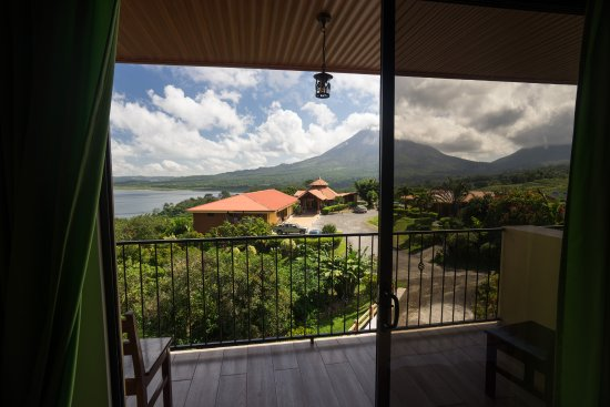 Linda Vista Hotel: View from Junior Suite 33
