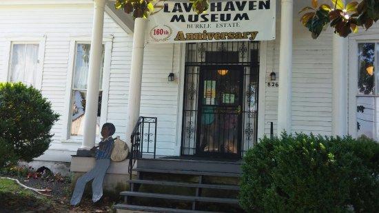 Slave Haven / Burkle Estate Museum