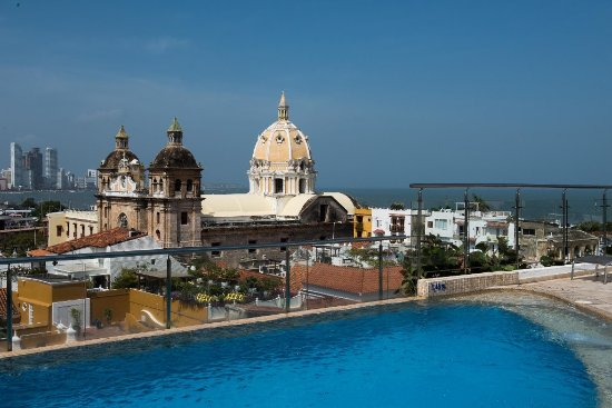 Movich Hotels Cartagena de Indias: Rooftop