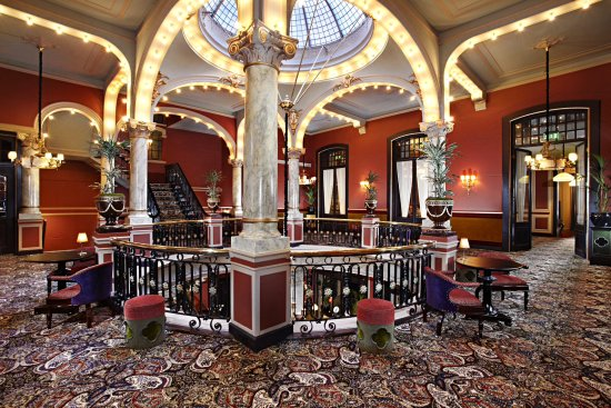 Hotel des indes a luxury collection hotel the hague the for Interieur den haag