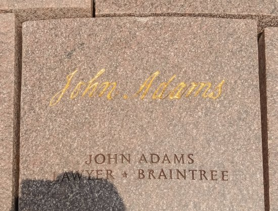 Who Signed The Declaration of Independence? » Independence ...  |Declaration Of Independence Signatures John Adams