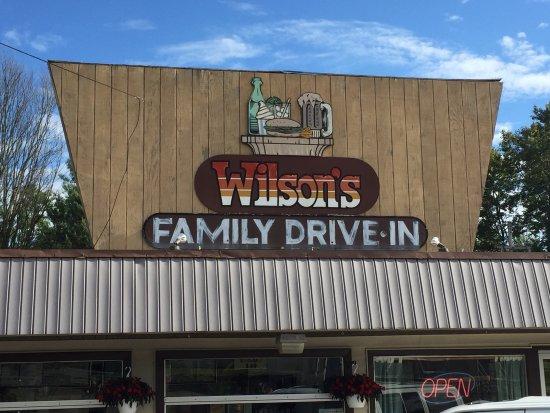 Crandon, WI: Wilson's Drive In