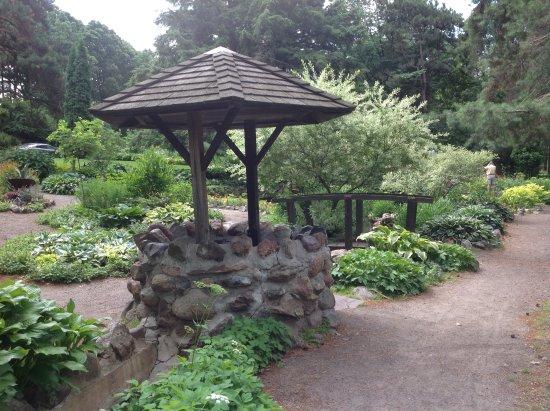 wishing well picture of munsinger gardens saint cloud tripadvisor