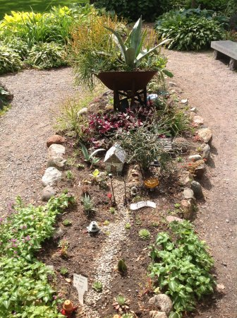 Saint Cloud, Minnesota: Fairy Garden