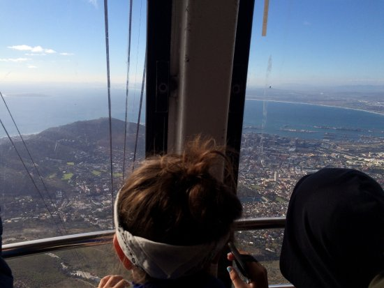 Table Mountain Aerial Cableway: photo5.jpg