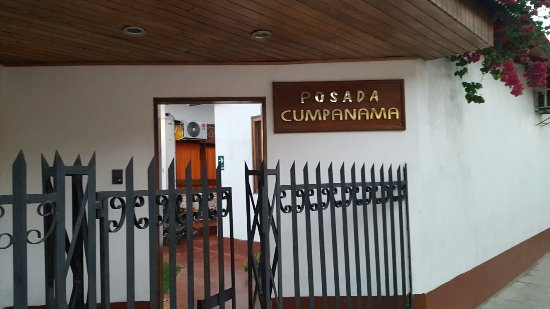 Yurimaguas, Pérou : Posada Cumpanama