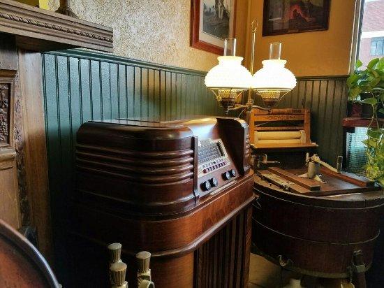 Sunrise Coffee Shop: Our cozy corner