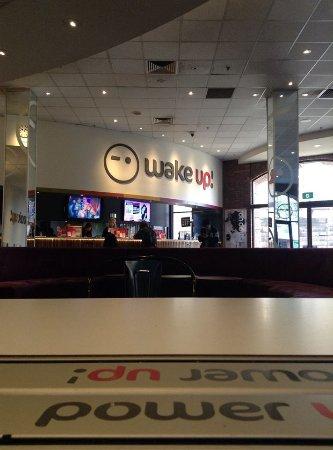 Wake Up! Sydney: Main lobby check-in