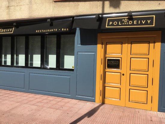 Restaurante Fishka: Fishka ha echado el cierre. En su lugar abrirá este otro restaurante, Pol & Deivy.