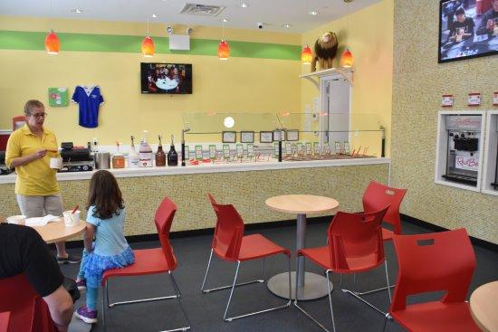 Red Berry Frozen Yogurt Ewing Restaurant Reviews Phone Number