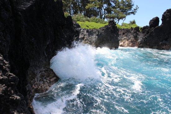 Laupahoehoe, Havaí: Lapahoehoe Beach