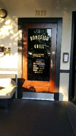 Bonefish Grill : 20160623_190523_large.jpg