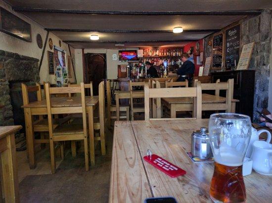 The Lodge at Edinbane : The Pub