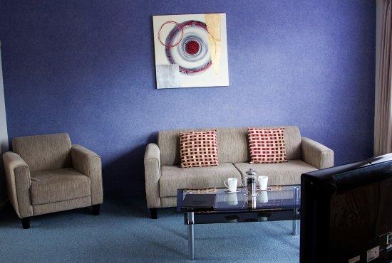 Gore, Nuova Zelanda: 1 bedroom lounge