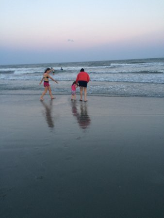 First Night On Windy Hill Beach With The Family Nice Quiet Close By To Barefoot