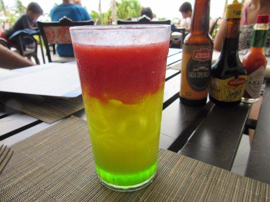 Riviera Maya cocktail