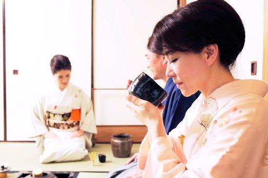 Chado Urasenke Youwakai, Tea Room by Yaeko Shiotsuki
