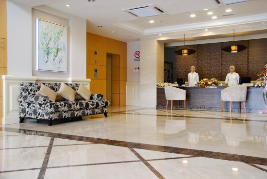 Seri Costa Hotel-Resort: lobby