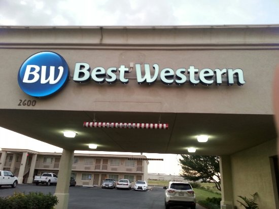 Best Western Taylor Inn: 20160623_203347_large.jpg