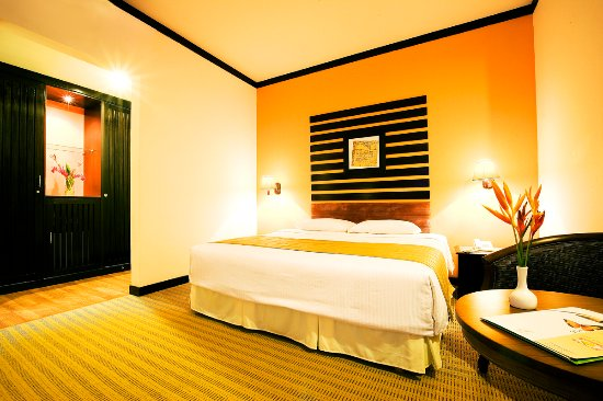 Felda Residence Hot Springs: villa room