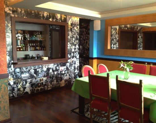 Il Pasticcio: One of our favorite areas