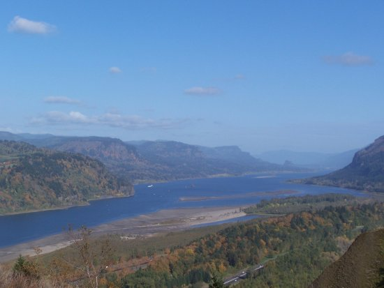 Hood River, Oregón: Columbia River Gorge