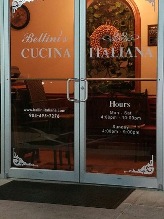 Bellini's Cucina Italiana