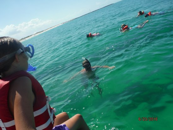 Ship Wreck Snorkle Spot Picture Of
