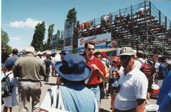 มอนทรีออล, แคนาดา: Grandstand