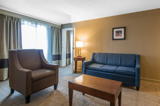 Comfort Inn Central: Guest room