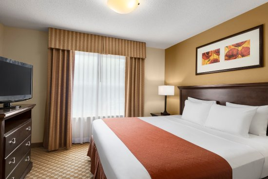 Country Inn & Suites By Carlson, Washington Dulles International Airport: STEROne Bedroom Suite
