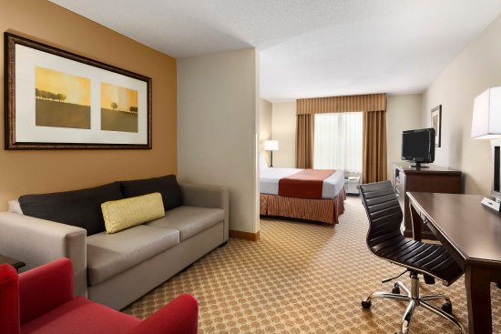 Country Inn & Suites By Carlson, Washington Dulles International Airport: STERStudio Suite