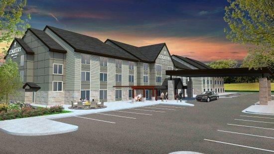 Saint Cloud, Minnesota: Additon & Renovation Rendering_Coming Soon