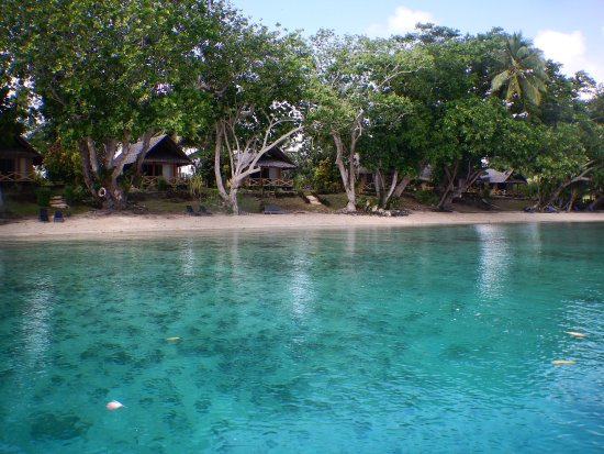 Aore Island Resort: A few of our holiday on beautiful Aore Island