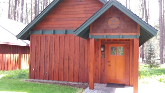 Sisters, OR: Beautiful cabins