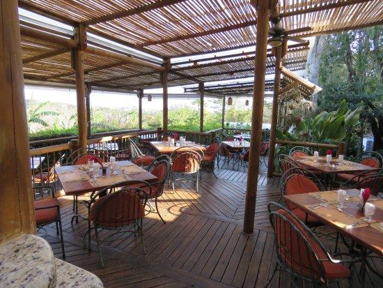 Finca Rosa Blanca Coffee Plantation & Inn: Restaurant & Bar