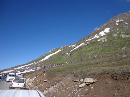 Rohtang P Wide View Of