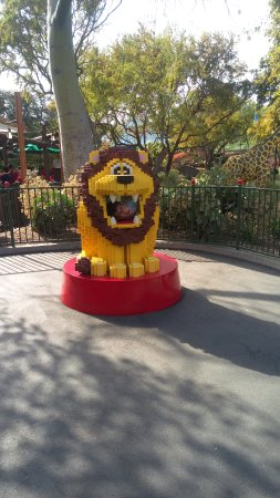 LEGOLAND California: Legoland