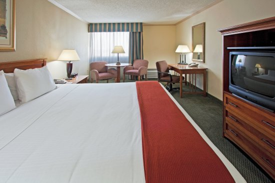 Holiday Inn Express Miami-Hialeah (Miami Lakes): King Bed Guest Room