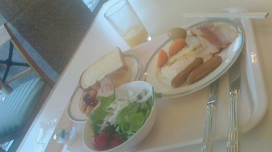 Hiroshima Airport Hotel: 朝食ビュッフェ