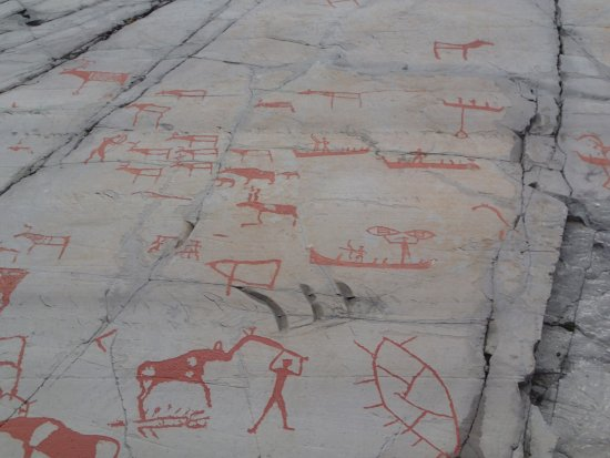 Photo g picture of alta museum world heritage rock art
