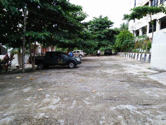 North Maluku, Indonezja: Lokasi Parkir