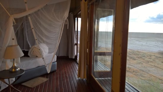 Onkoshi Camp: Honeymoon suite