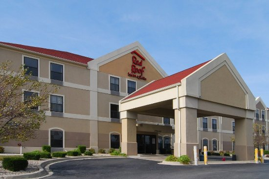 Red Roof Inn & Suites Monee