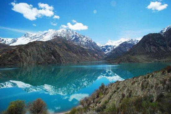 Penjikent, Tajikistan: хафткул